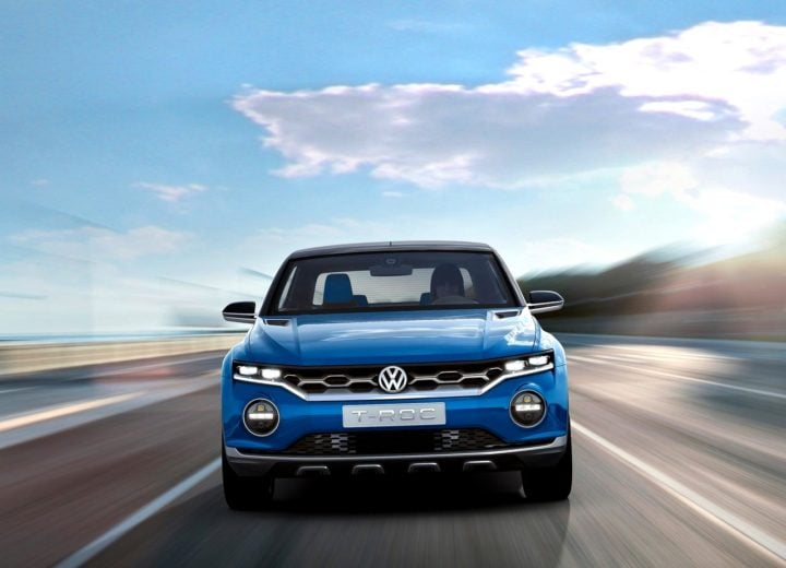 volkswagen t-roc india images