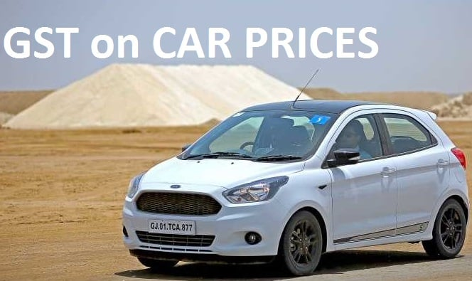 GST Impact on Car Price