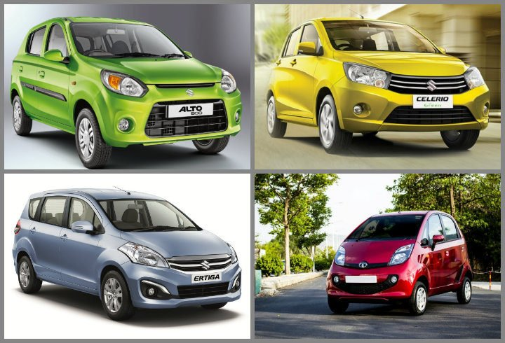 Best CNG Cars in India 2017 with Price, Mileage
