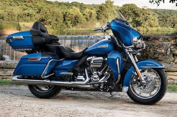Bikes at Auto Expo 2018 - Harley-Davidson Electra Glide Ultra Classic