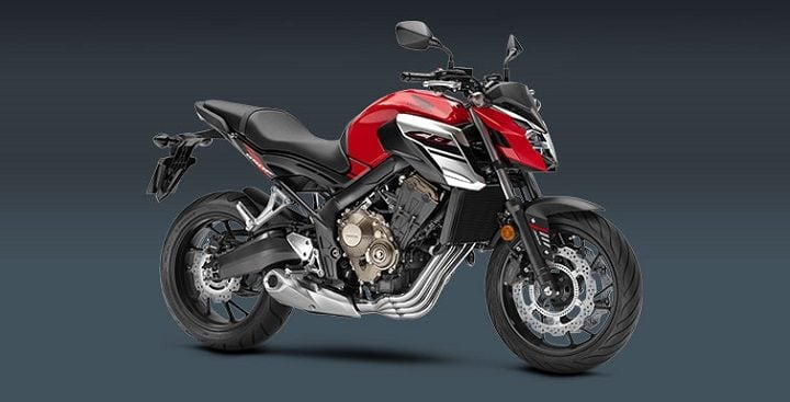 Upcoming Bikes in India 2017-2018 - Honda CB650F