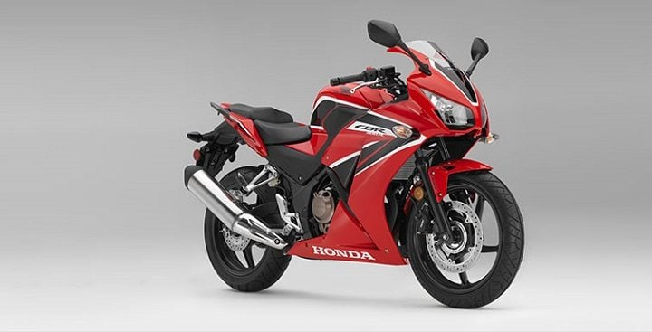 Upcoming Bikes in India in 2017-2018 - Honda CBR300R