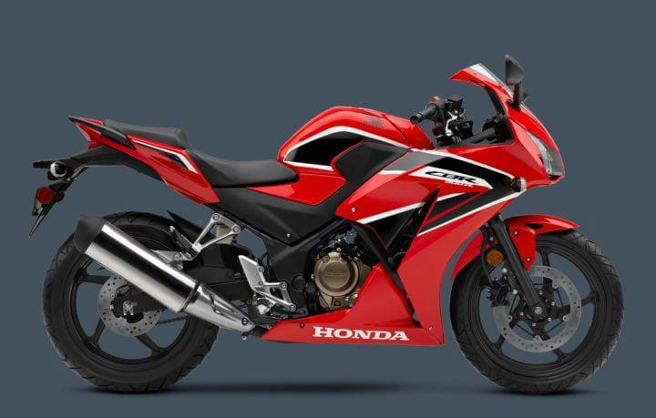 Honda CBR300R 2017 model