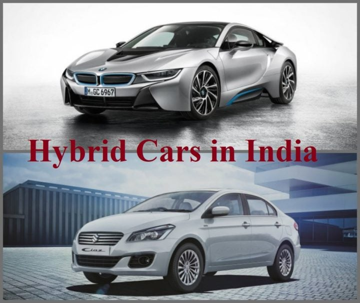 Hybrid Cars in India