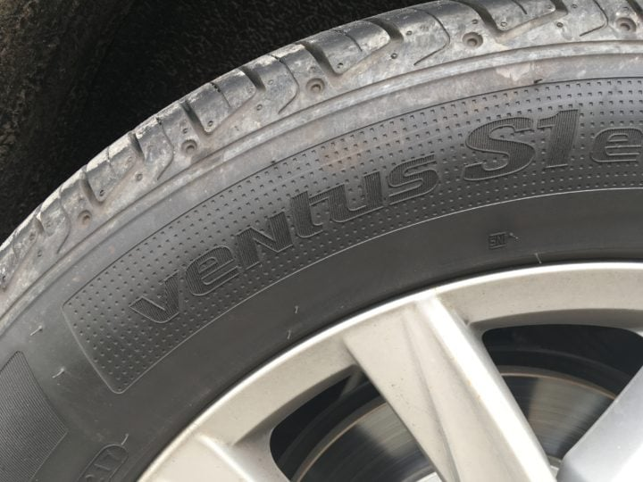when to change car tyres