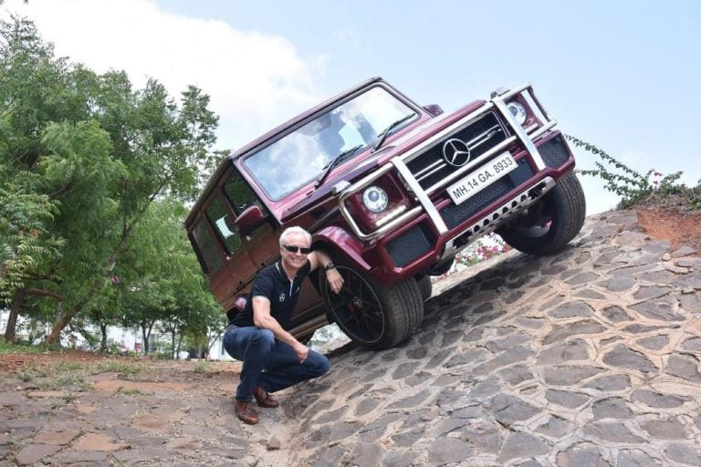 Mercedes G63 AMG 'Edition 463' Launched in India