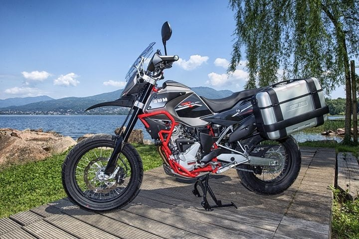 Upcoming Bikes in India 2017-2018 - SWM Superdual T