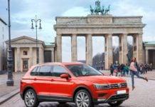 Volkswagen Tiguan Diesel India