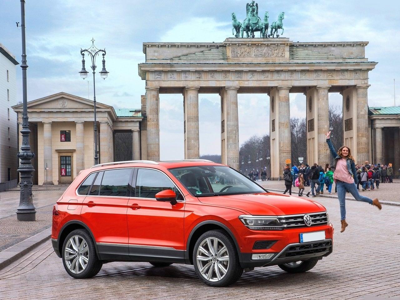 Volkswagen Tiguan Diesel Price In India Specifications