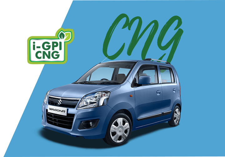 Best CNG Cars in India 2017 - Maruti Suzuki WagonR