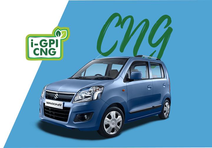 Best CNG Cars in India 2017 - Maruti Suzuki WagonR