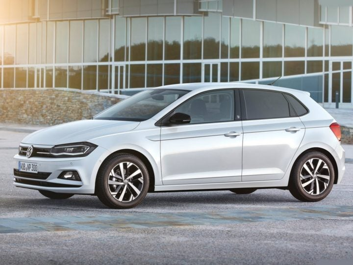 all new volkswagen polo