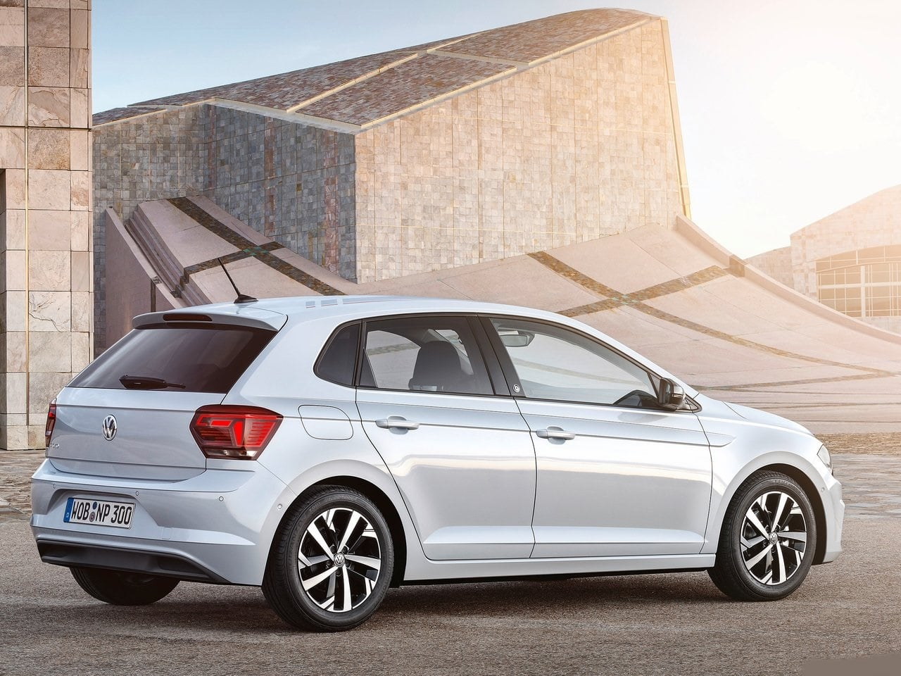All New Volkswagen Polo 2018 Images Carblogindia