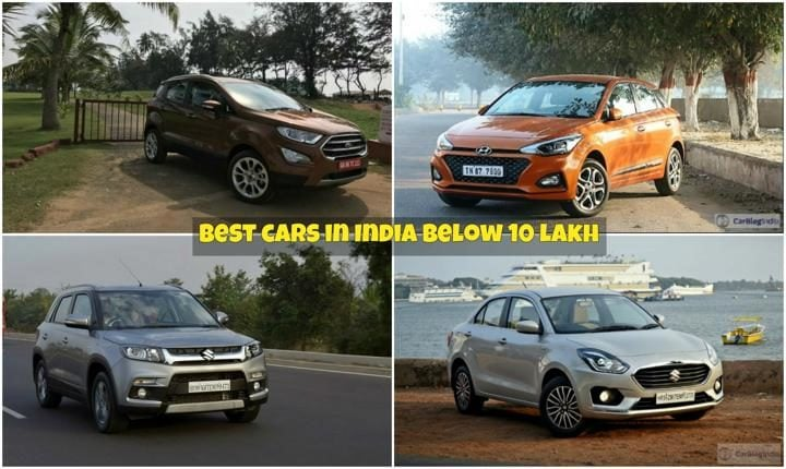 best cars in india under 10 lakh collage profile