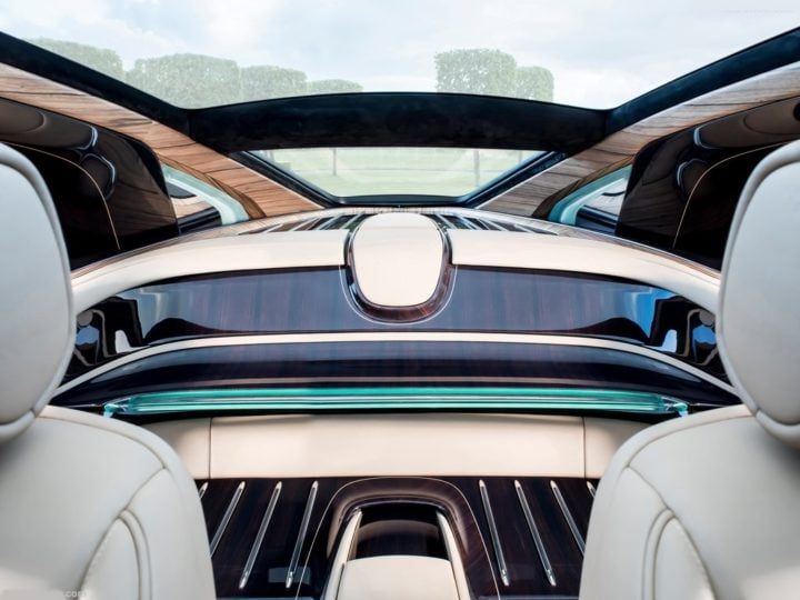 costliest car in the world rolls royce sweptail interior image