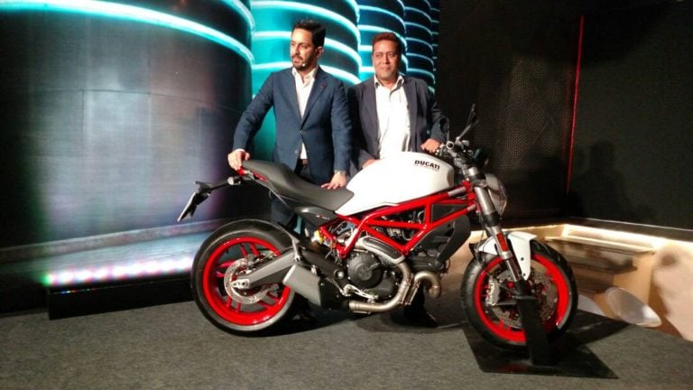 Ducati Monster 797 Launched in India!