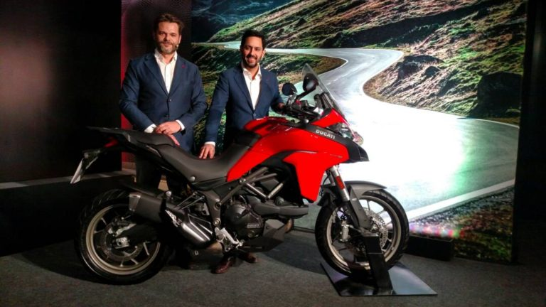 Ducati Multistrada 950 Launched in India!