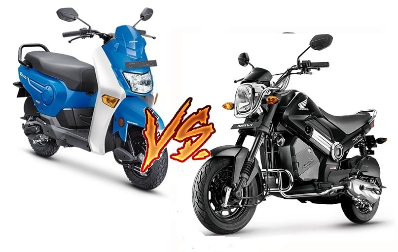 Honda Navi 2018 >> Honda Cliq vs Honda Navi Compare Price, Mileage, Specifications