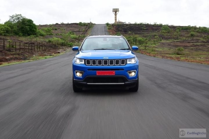 Upcoming Cars Under 20 Lakhs - Jeep Compass