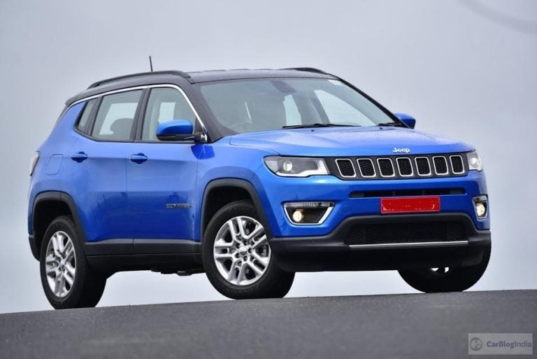 Jeep Compass SUV recalled in India for upgradation of PCM software