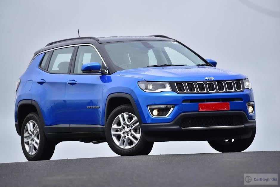 jeep compass india price   lakh specs interior review