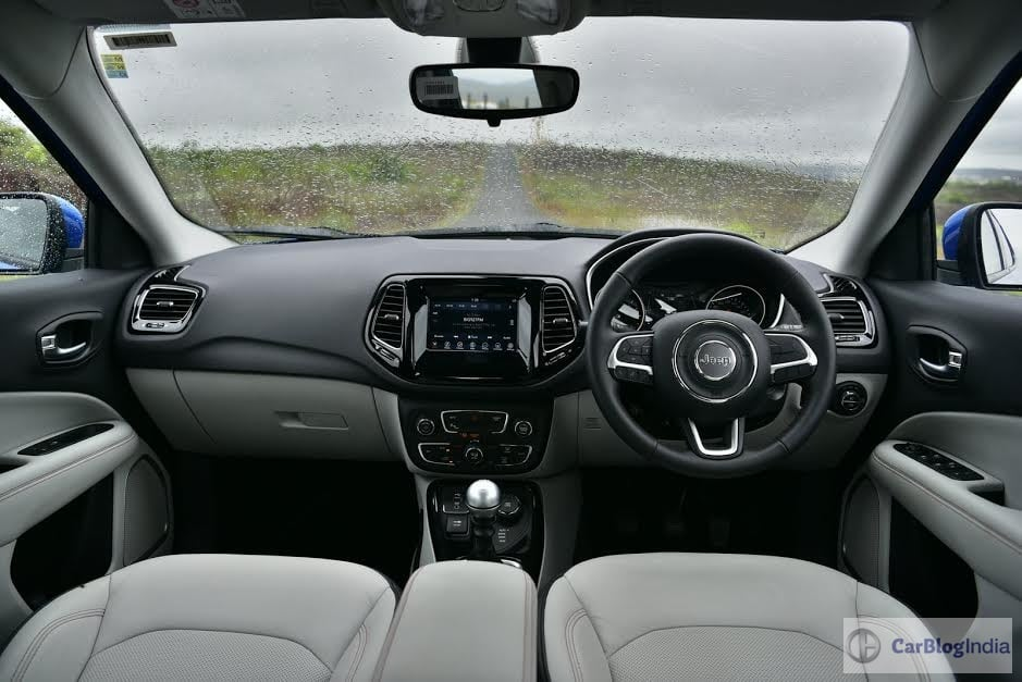jeep compass india price lakh specs interior review. Black Bedroom Furniture Sets. Home Design Ideas