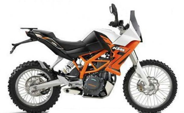 ktm 200 adventure images