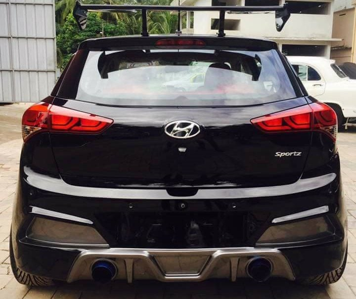 Modified Hyundai Elite I20 Images Features Of Best I20
