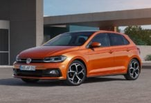 new 2018 volkswagen polo india images front angle