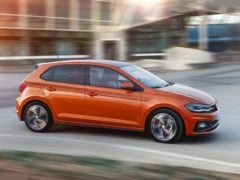 new 2018 volkswagen polo india images side profile
