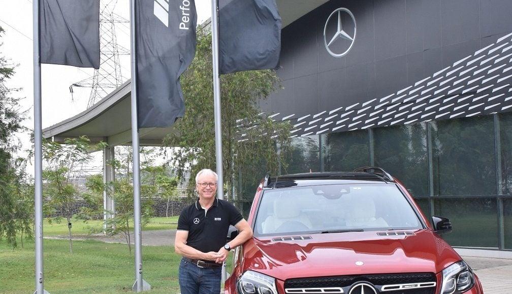 new Mercedes GLS63 amg india