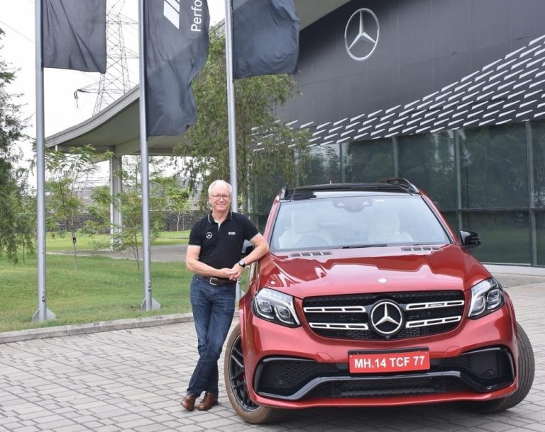 Mercedes GLS63 AMG Launched in India!