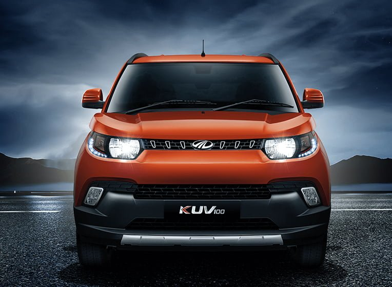 COMING SOON – New Mahindra KUV100 Facelift
