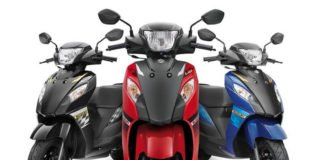 2017 Suzuki Lets Scooty Images
