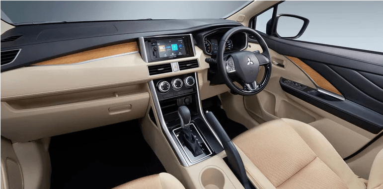 2018 mitsubishi expander price. plain 2018 2018 mitsubishi expander interior dashboard image with price i