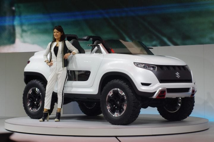 Upcoming New Maruti Cars - Maruti Jimny