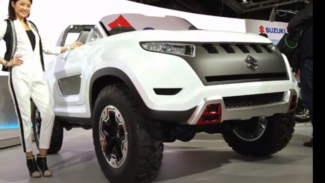 Suzuki Jimny 2017 >> 2018 suzuki jimny india images - CarBlogIndia