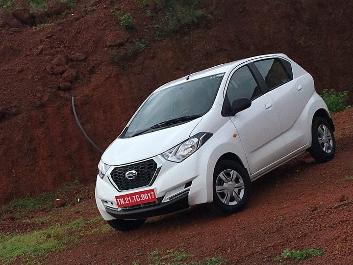 Datsun RediGo AMT Prices