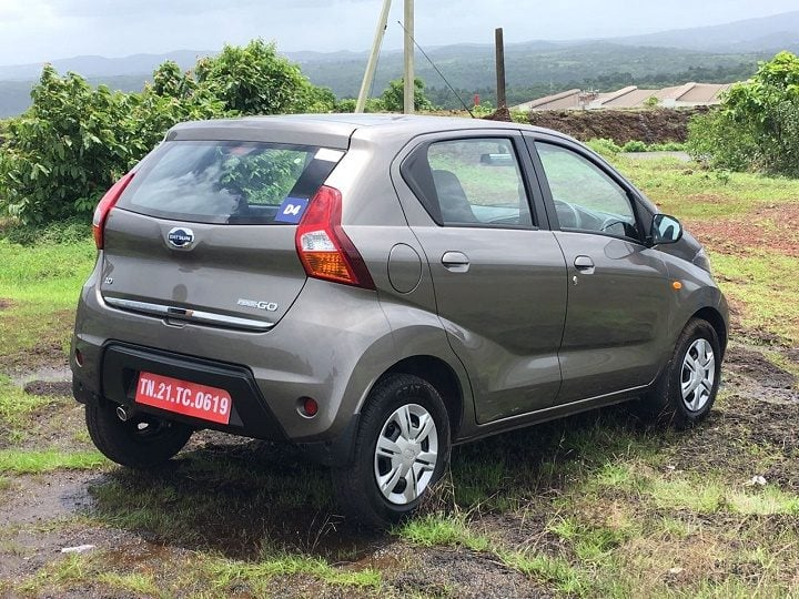 Datsun redi Go 1.0 Price, Review, Specifications, Mileage ...