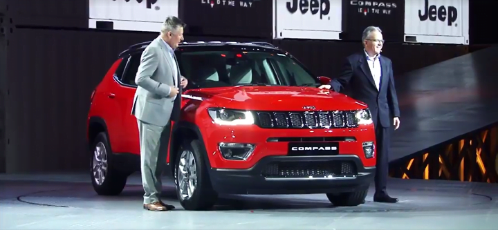 Jeep Compass Diesel Automatic