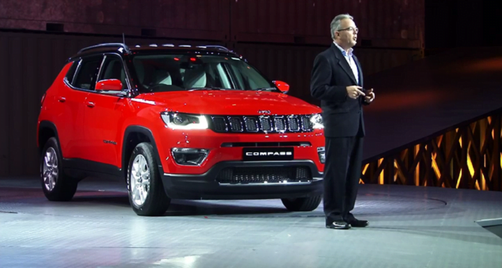 Jeep Compass Diesel Automatic Price in India, Launch Date, Specs
