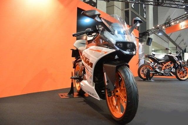 KTM RC250 India