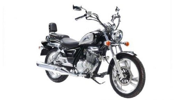 Suzuki GZ150 India