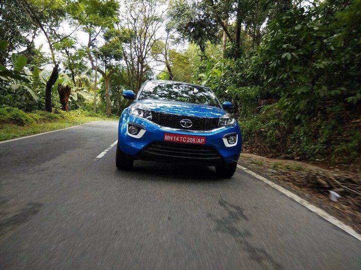 Tata Nexon Test Drive Review