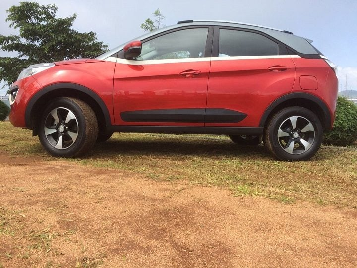 Tata Nexon Test Drive Review