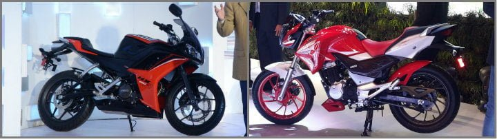 Upcoming New Hero Bikes In India