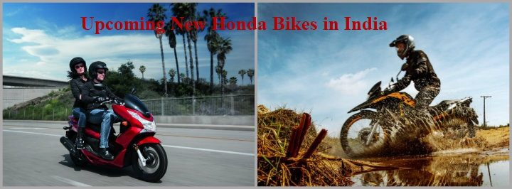 Upcoming New Honda Bikes in India
