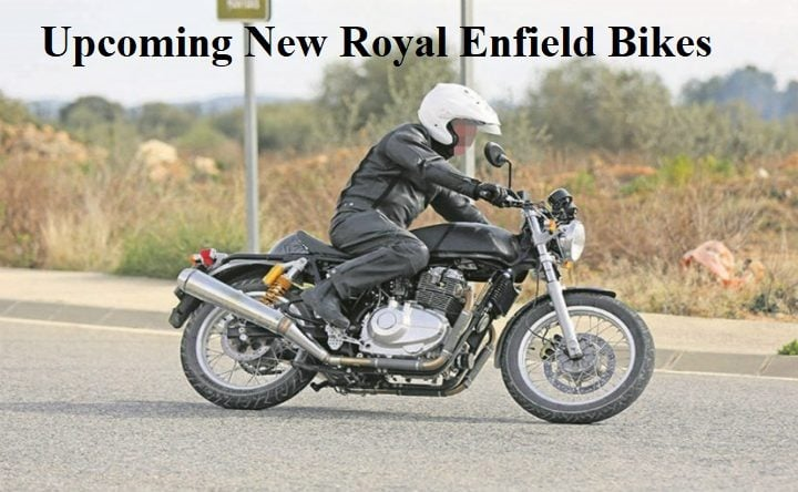 Upcoming New Royal Enfield Bikes in India