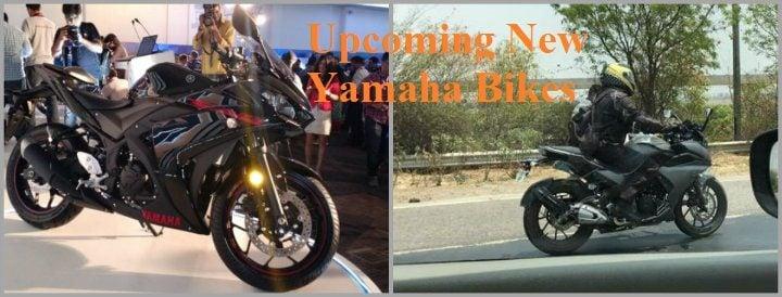 Upcoming New Yamaha Bikes in India