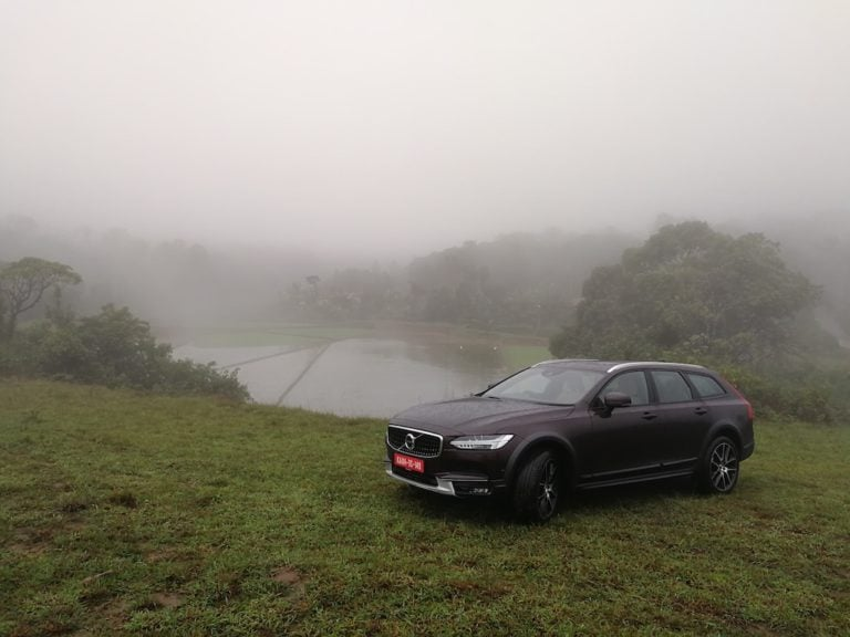 Volvo V90 Cross Country Test Drive Review- Luxurious & Practical Estate Wagon